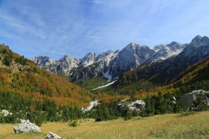 Valbona Valley spring