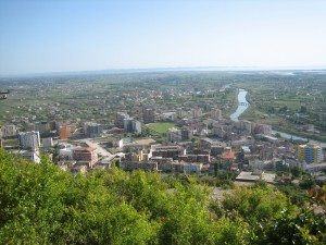 View_of_Lezhë