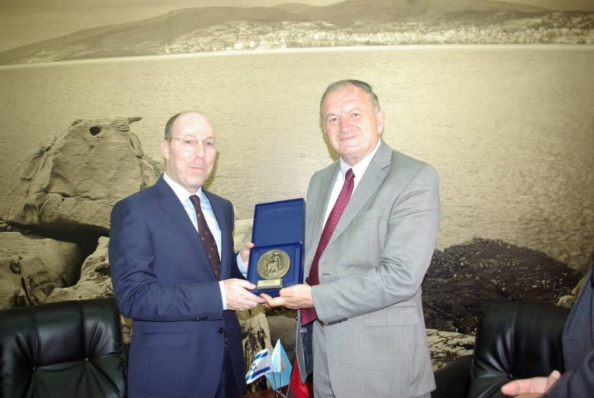 """Israeli ambassador, Rodkin: """"My mission, to increase the number of tourists in Saranda city"""""""
