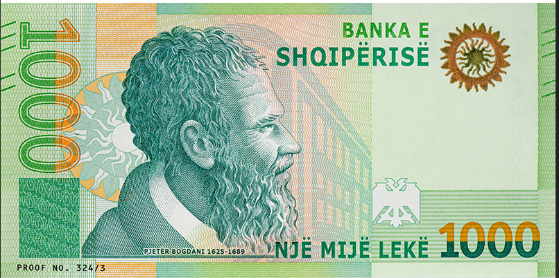BA Presents New Series of Banknotes
