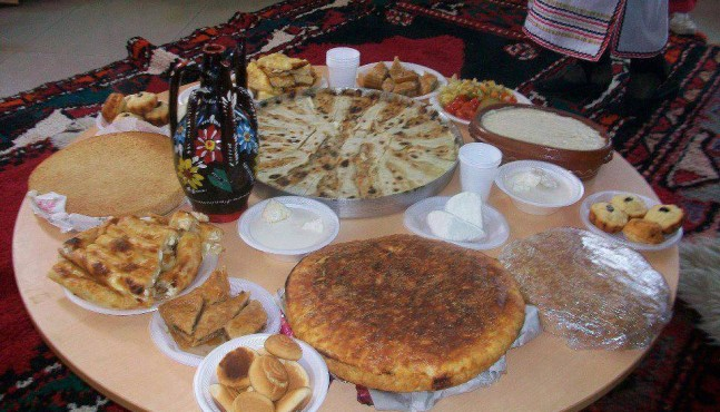 What are some popular foods in Albania?