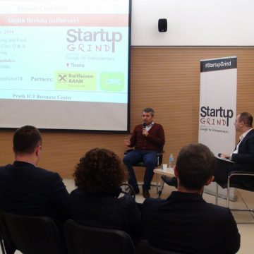Startup Grind Tirana, an excellent opportunity for new entrepreneurs for networking