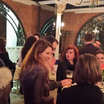 Internations Tirana held their monthly meeting on January 26