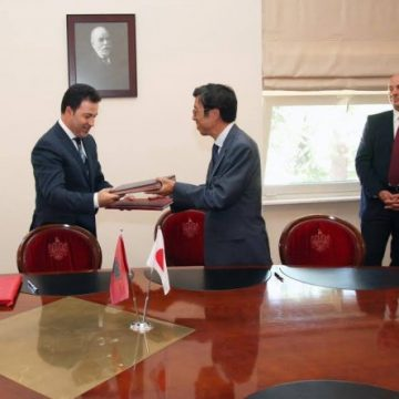 Japan gives Albania JPY 500 ml grant on environment protection