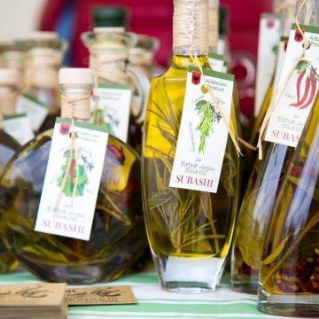 """Green Market"" fair, a promoter of Made in Albania products"
