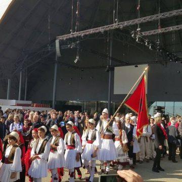 Albania celebrates its National Day in Expo Milano International Fair