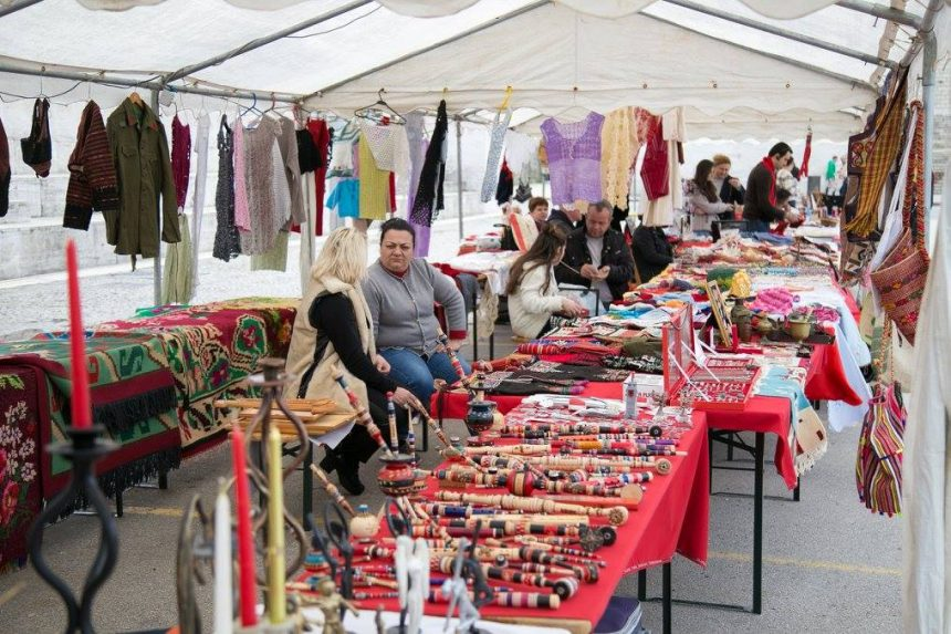 AIDA provides funds for handicraft projects