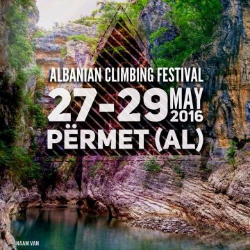 Second edition of Albanian Climbing Festival, May 27th – 29th