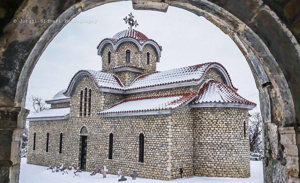 Boboshtica in Korca