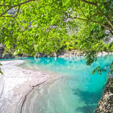 Shala River, One of the Best Destinations in Albania