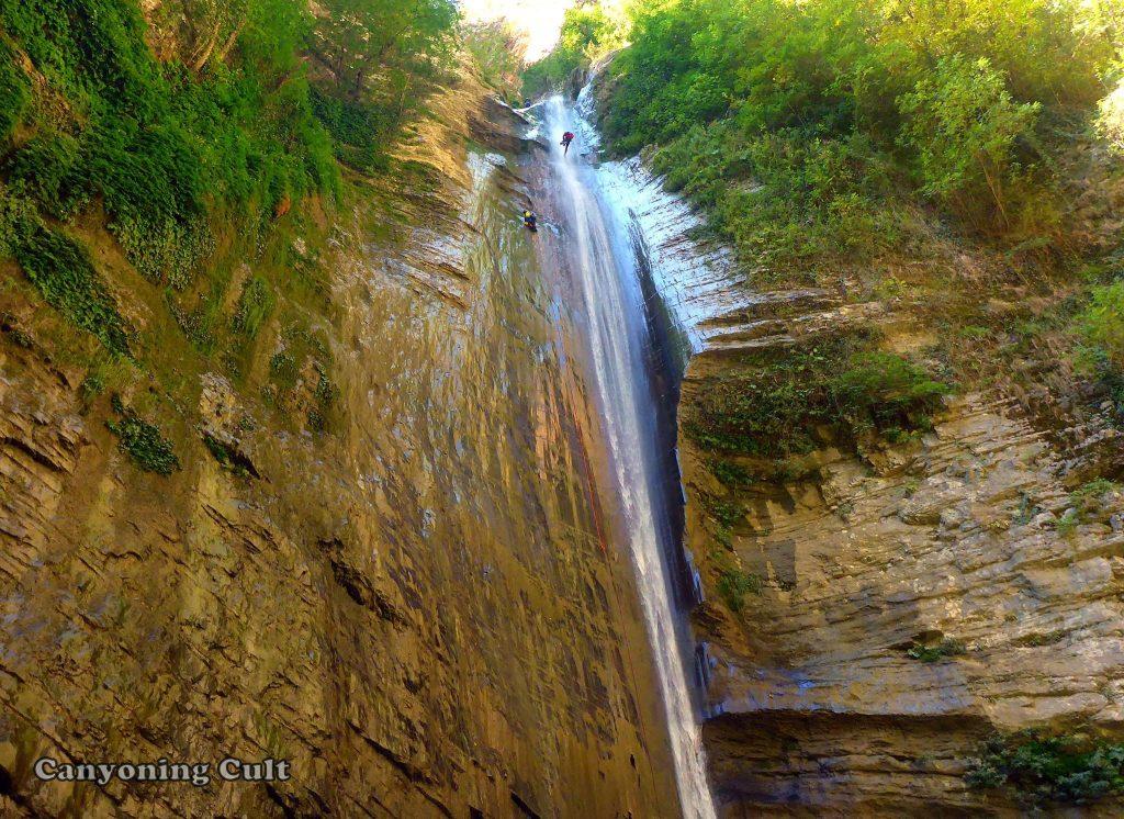 Nivica canyon