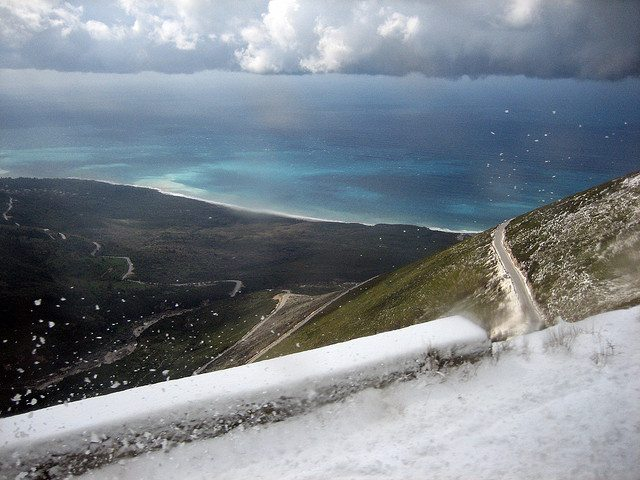 Llogara Viewpoint and Exhibition Site to Cost Lek 200 mln