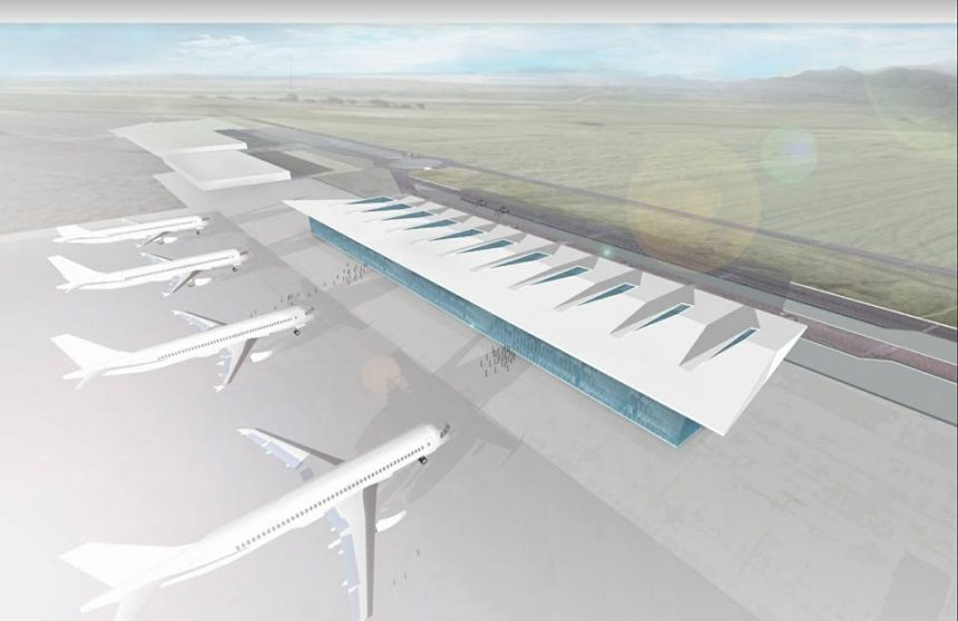 Design for New Vlora Airport Project Unveiled