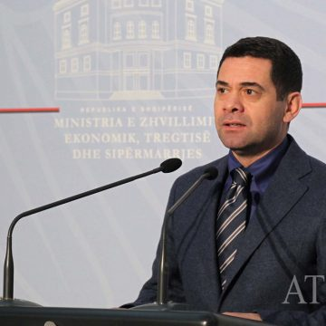 Minister of Economy: Progress – Report for Albania is positive