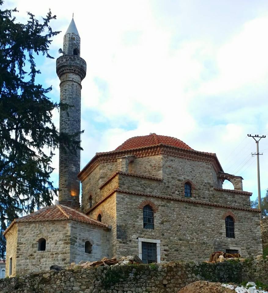 Delvina Gjin Aleksi Mosque