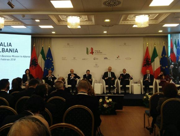 Italy-Albania Business Forum, 200 Italian Firms Explore Cooperation Opportunities