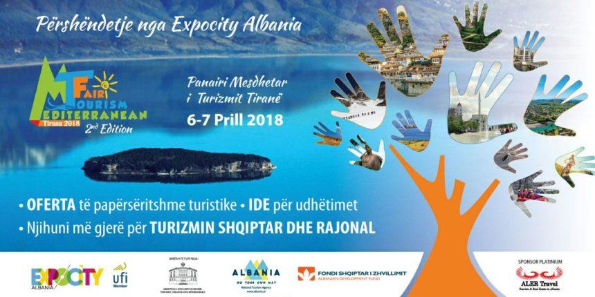 Mediterranean Tourism Fair Tirana 2018 to Kick Off on Friday