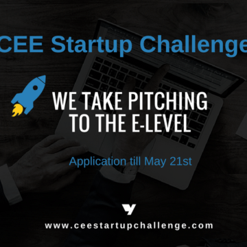 Startups from Central Eastern Europe to Compete at Regional CEE Startup Challenge