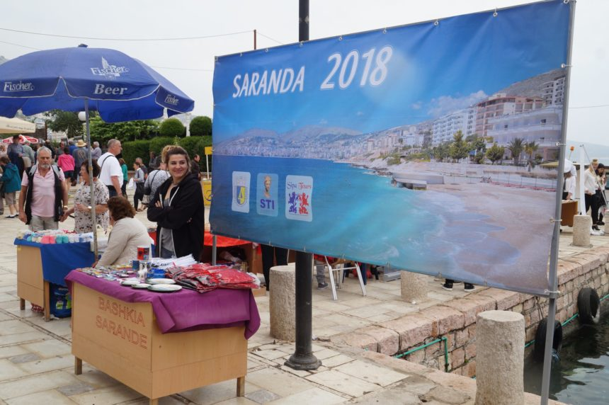 2,500 Tourists Launch 2018 Summer Season in Saranda