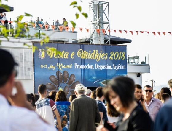Beautiful and Delicious, Ksamil Village Launches Tourist Season with Local Festival