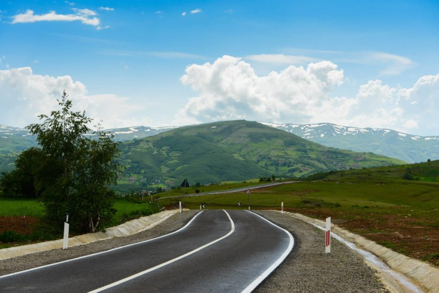 New Scenic Road that Connects Albania and Kosovo Inaugurated