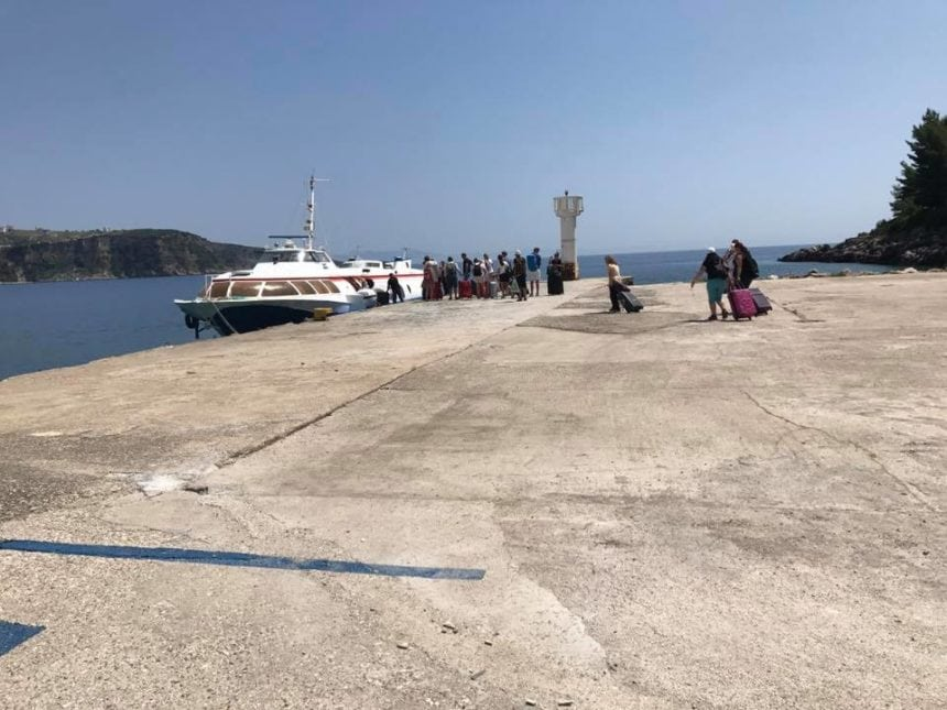 Ferry Line Connects Himara-Corfu & Vice-Versa every Monday
