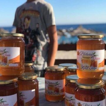Dhermi Village Celebrates Honey Festival