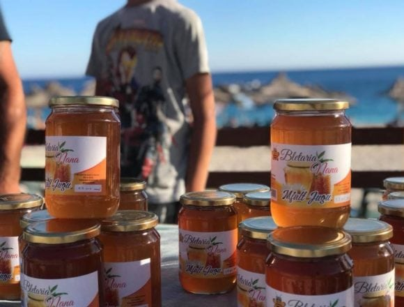 Dhermi Village Celebrates Honey Festival