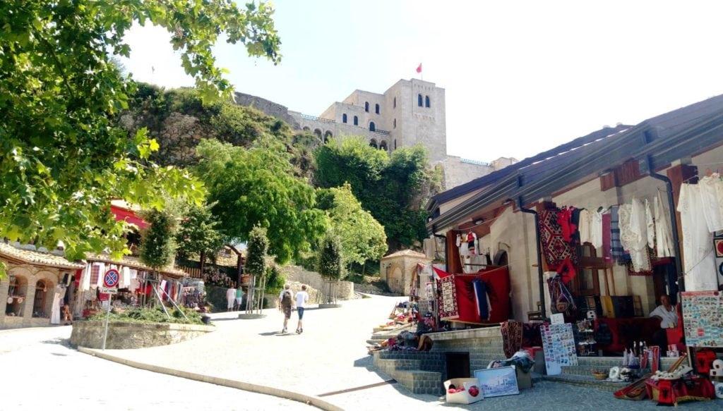 Kruja Castle