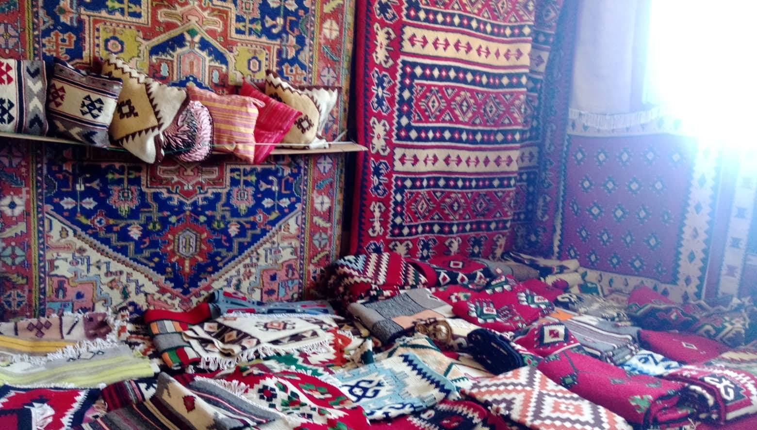 Kruja handmade rugs