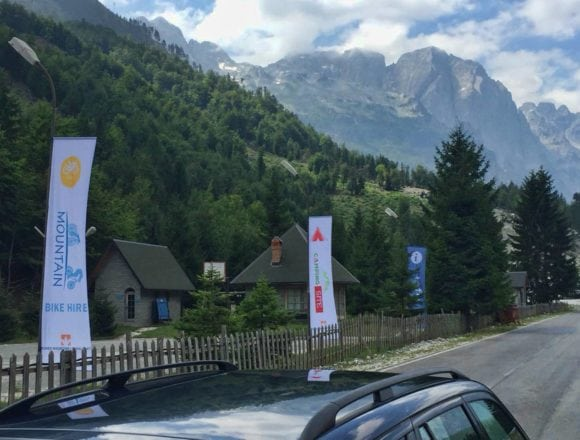 Albanian Alps Tourist's Center Opens in Valbona
