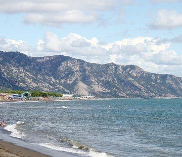 Velipoja beach starts preparations for the next summer season