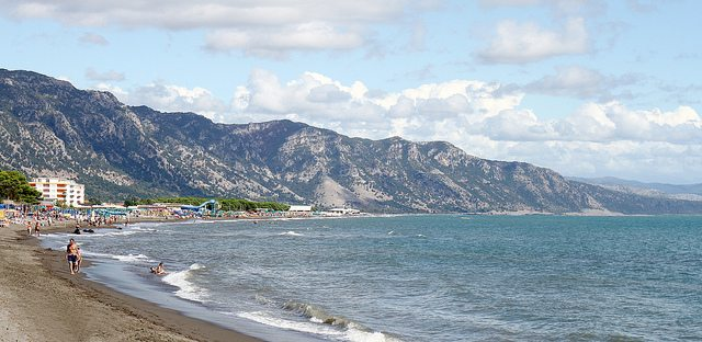 Velipoja beach starts preparations for the next summer season