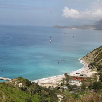 """Delo magazine: Albania, a """"modern gallery of bunkers"""""""