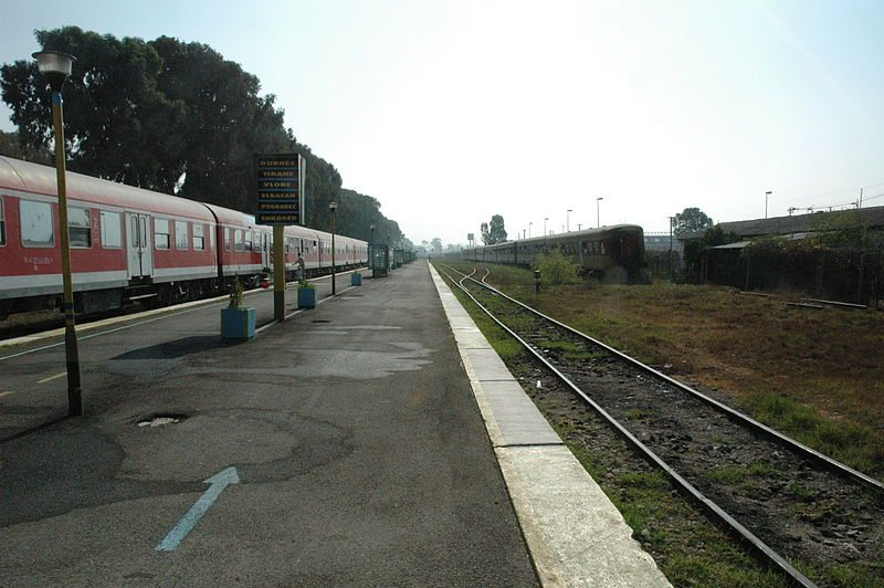 Bid Tender on Tirana-Durres-Rinas Railroad to Be Launched in October