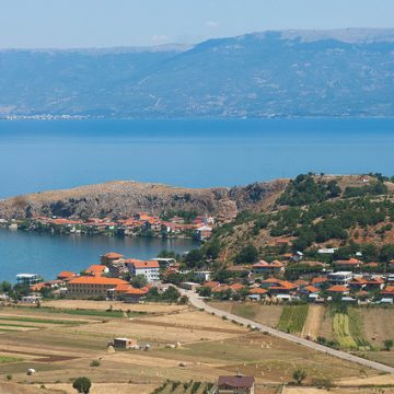 Sustainable Tourism Opportunities in Lake Ohrid Region