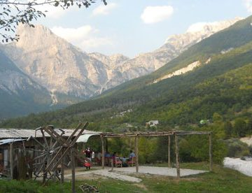 The Guardian: Walking in Albania's 'Accursed Mountains'