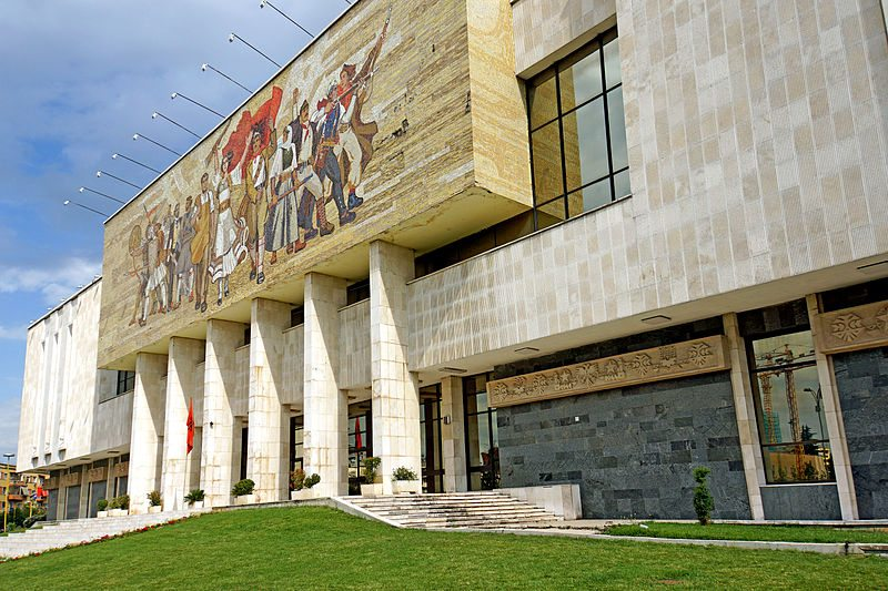 national Historical Museum Tirana