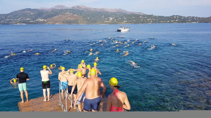 Albania Overboard 2019, Swim to Remember