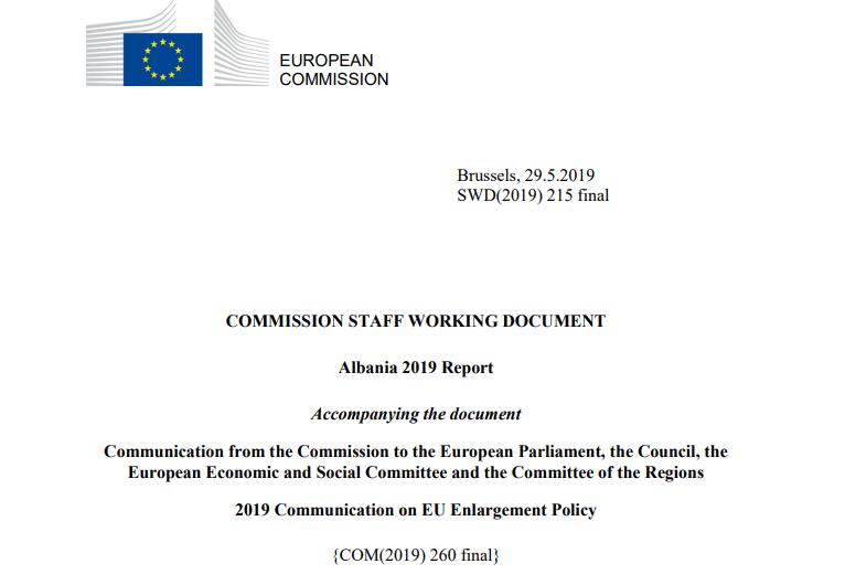 Key Findings of the EC Report on Albania's Economy