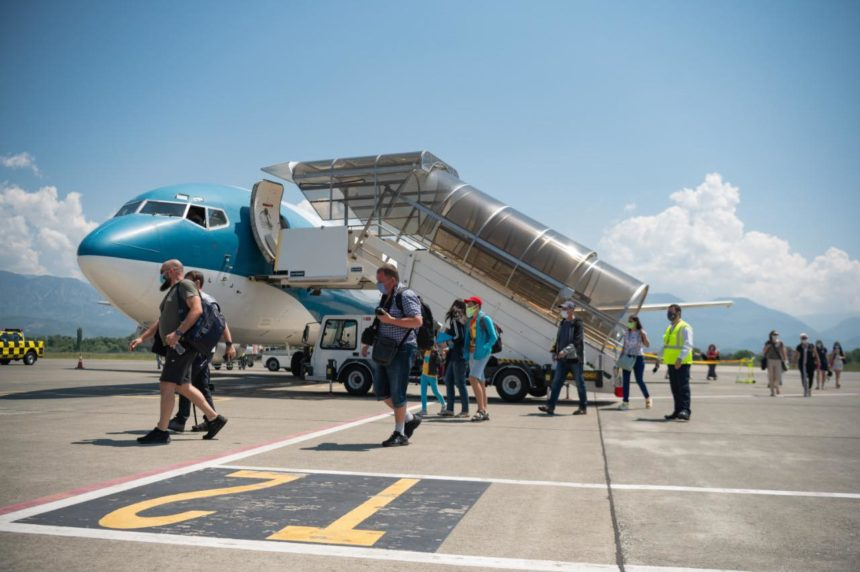 Low-Cost Airline Touches 33% Market Share amid COVID-19