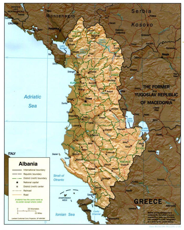"""""""Coast Trip 4"""" fourth edition in Albania"""