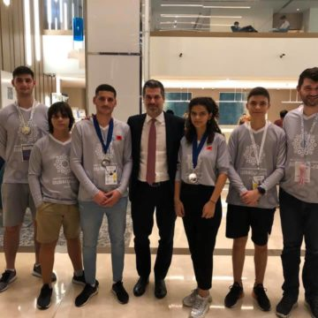 Albanian National Robotics Team among FGC 2019 Winners