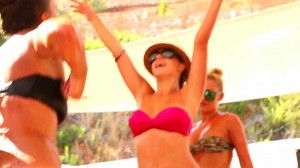 Albanian beach party