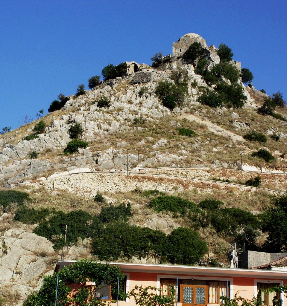 Borsh_Albania_Burg