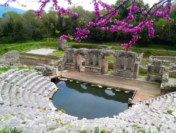 Butrinti Part of CoE's Aeneas Cultural Route