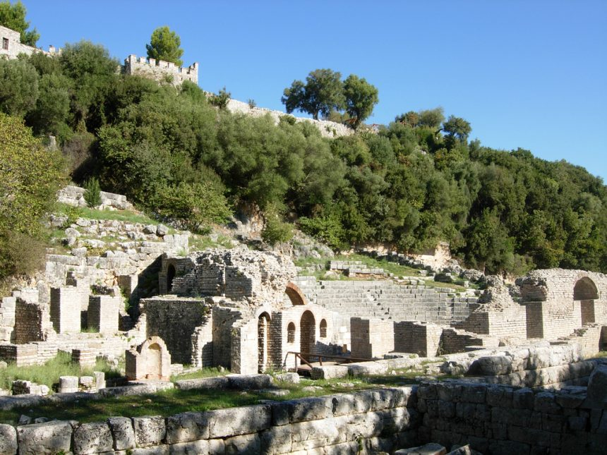 Butrint National Park gets more than 1500 visitors per day