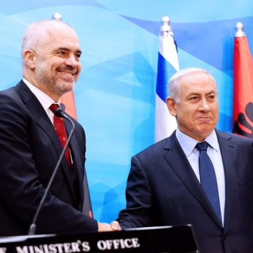 Albania – Israeli Prime Ministers sign two agreements