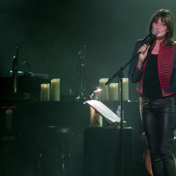 Carla Bruni Bringing Her 'French Touch' in Butrint