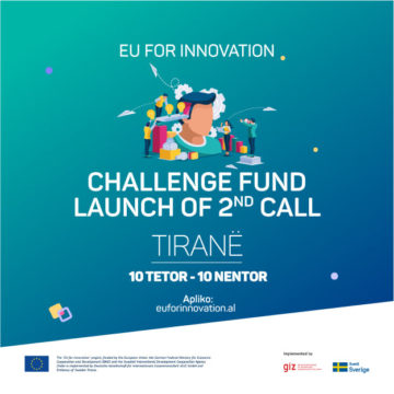 Challenge Fund Launches 2nd Call for Innovative Ideas, Startups, & Organizations